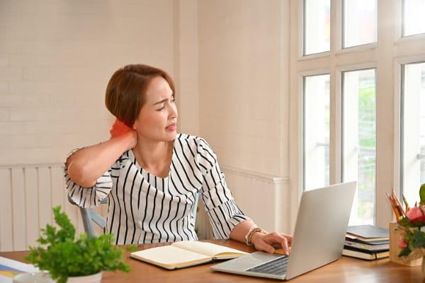 Ergonomia no trabalho home office