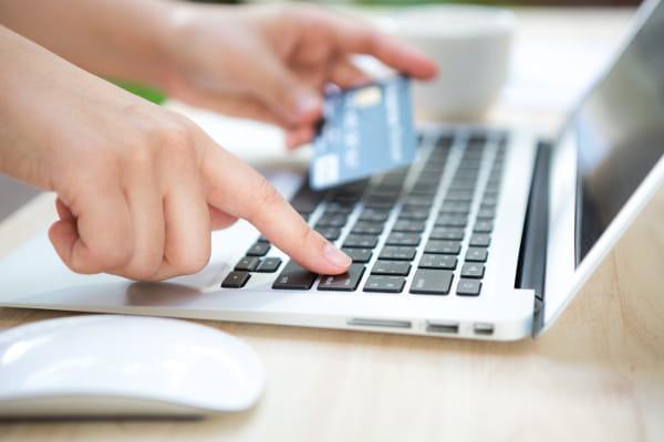 PIX no pagamento da Guia do eSocial: usuário fazendo pagamento na internet.