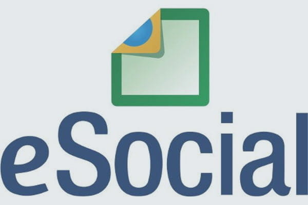 Simplificação do novo eSocial: logo do eSocial.